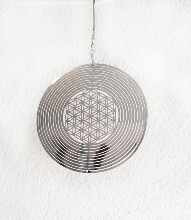 Cosmo - Windspinner - Levensbloem - 10 cm