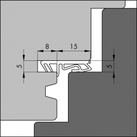 Kaderprofiel 1501 SCF