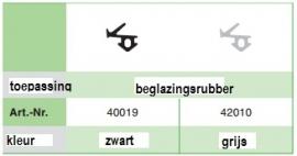Veka 40019 Schwarz (500 Mtr)