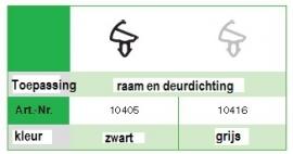Kommerling 9040 Schwarz  (400 Mtr)