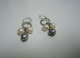 """Oorbellen """"Simply Pearls"""""""