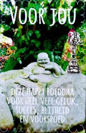 DEZE HAPPY BOUDDHA VOOR VEEL GELUK