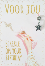 SPARKLE ON YOUR BIRTHDAY