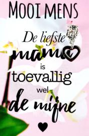 DE LIEFSTE MAMA IS TOEVALLIG WEL DE MIJNE