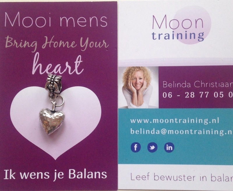 Moon training van Belinda Christiaans