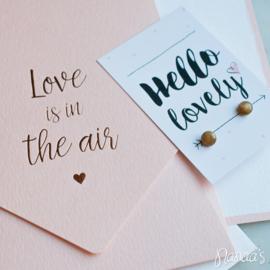 Cadeauset 'Hello love'