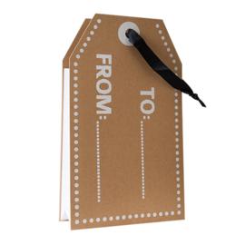Geschenkverpakking 'Label'