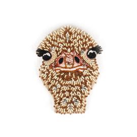 Sieradenset 'Ostrich'