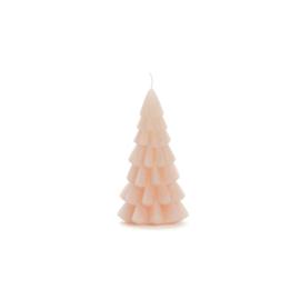 Kerstboom kaars klein 'Blossom'