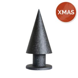 Metalen boom zwart