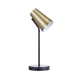 Tafellamp Stay Mood goud/zwart