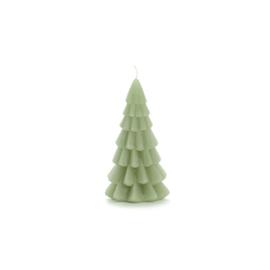 Kerstboom kaars klein 'Thijm'