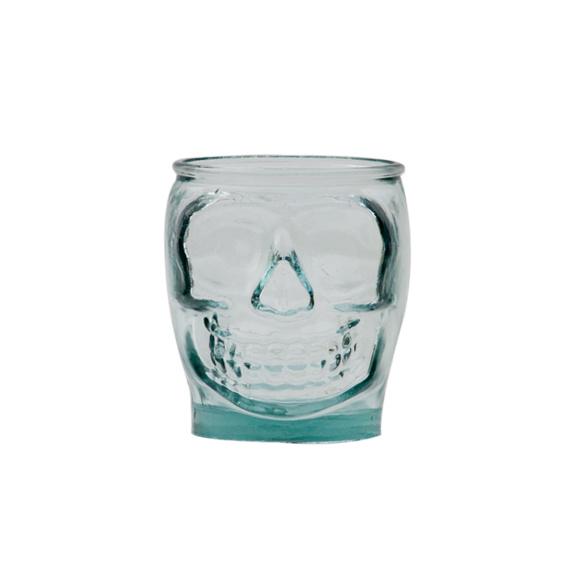 Drinkglas 'Skull'