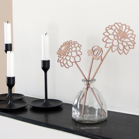 Houten boeket, boeketje van houten, houten bloemen, Moederdagboeket, AIYMES | Nanaa's Online Conceptstore | Nanaa's Online Conceptstore