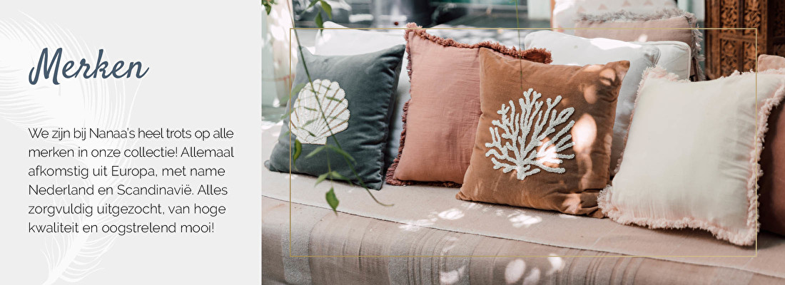 Nanaa's merken, interieurmerken Scandinavië, interieurmerken Nederland | Nanaa's
