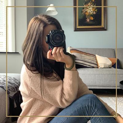 Interieurontwerpster Rianne van der Putten, webshopowner | Nanaa's