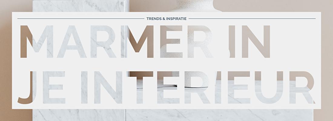 Marmer in je interieur, marmertrend | Nanaa's Online Conceptstore