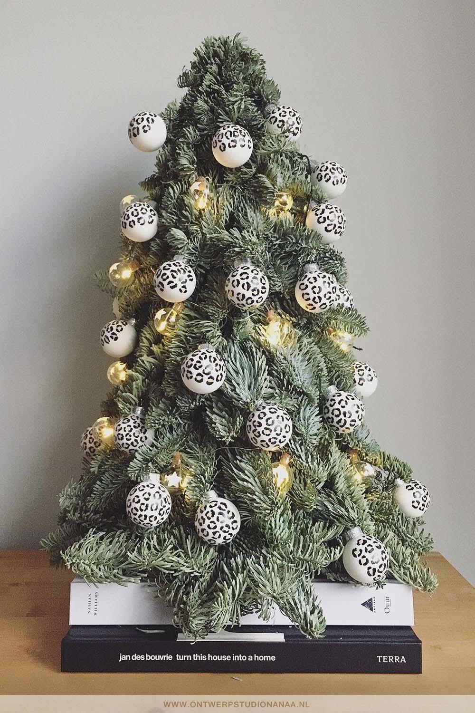 Kerstballen met panterprint | Nanaa's Online Conceptstore