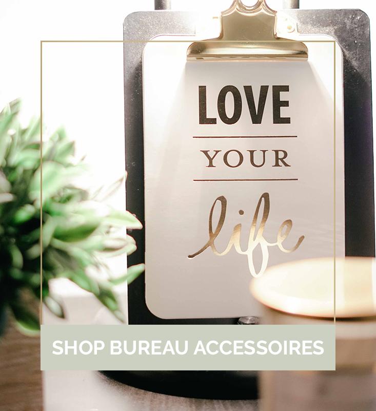 Hippe bureau accessoires voor je werkplek | Nanaa's
