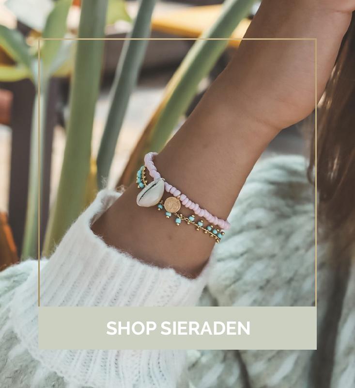 Dames accessoires online, shop sieraden | Nanaa's