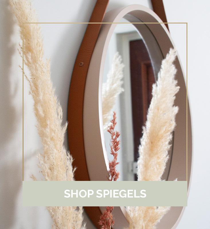 Shop spiegels, shop wanddecoratie | Nanaa's