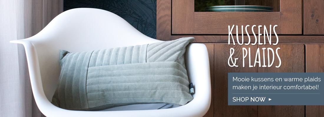 Kussens & plaids: maak je interieur comfortabel!
