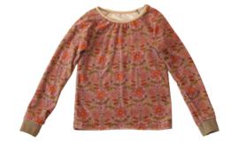 Shirt in bloemmotief