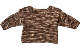 Speelse trui voor kleine jongens