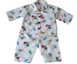 Pyjama met ijsberen
