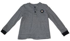 Jongens t-shirt in Bretonse streep