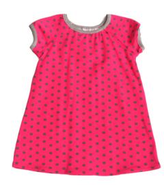 Basic tricot baby jurkje in stip