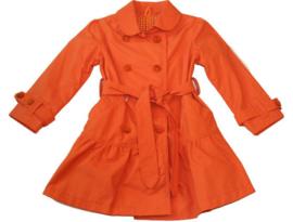 Trendy coat voor kleine meisjes