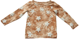 Jongens shirt met sterren