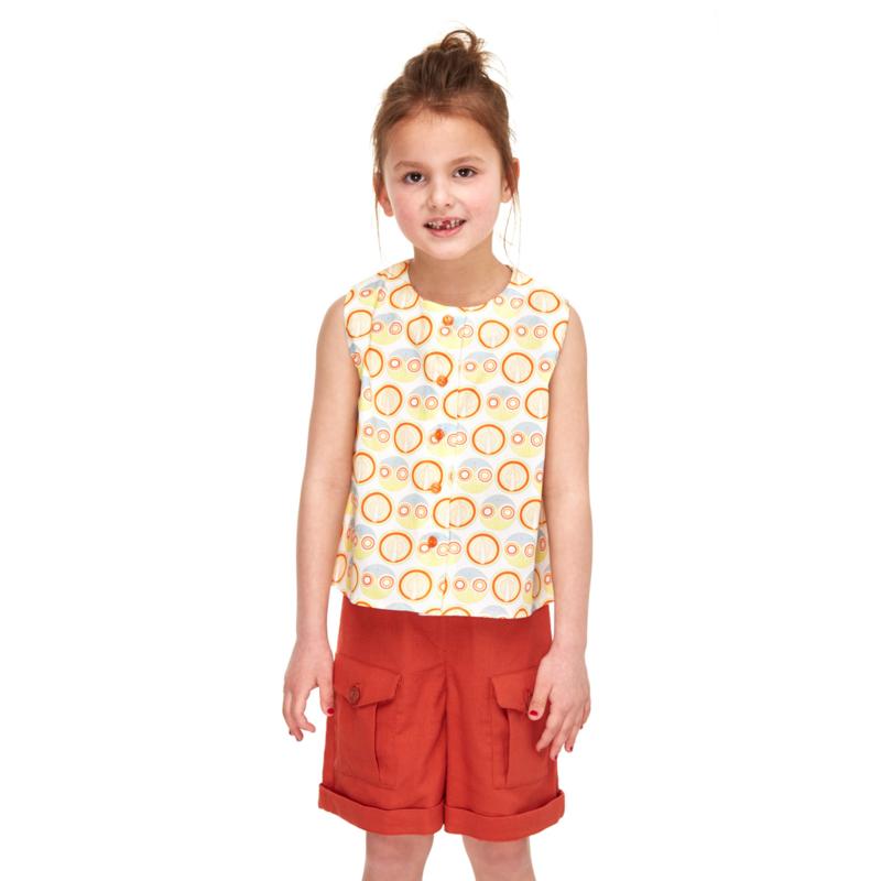 Primrose blouse
