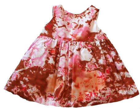 Prachtig baby jurkje met vestje en petticoat