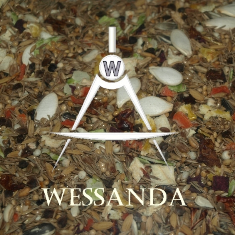 Wessanda Gerbil Mix