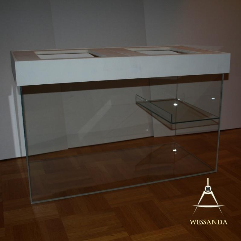 Volglas Terrarium 70x35x45cm