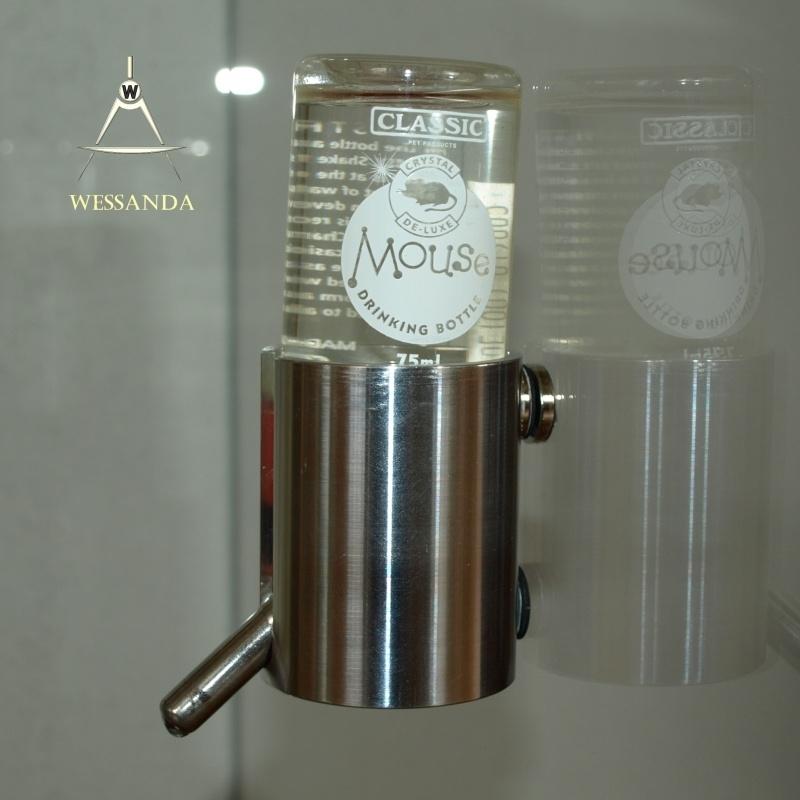 Magnetische Drinkfleshouder, standaard