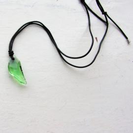 Groene kristal