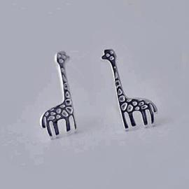 Zilveren giraffen