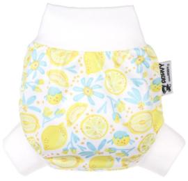 Anavy Pull-up overbroekje - Lemons