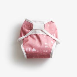Vimse Soft Überhose Rusty Pink Teddy