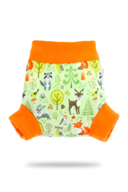 Petit Lulu Pull-up overbroekje - Forrest animals
