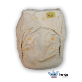 Hu-da Bambus JUNIOR natural (Snaps) (9-20kg)