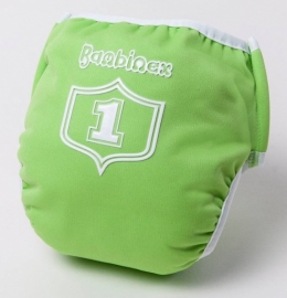 Bambinex Oefenbroekje - Groen -3-8kg