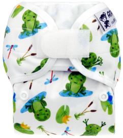 Anavy Onesize Überhose (Klett) - Frogs