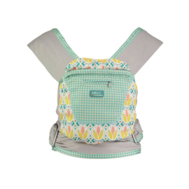 Close Parent Caboo + Cotton Blend Olivia Ergonomische Draagdoek