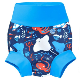 NEW Happy Nappy Zwemluier Under the sea