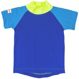 Imse Vimse Swim&Sun UV-T-Shirt Blauw