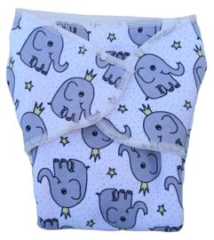 Fluffy Nature Preflat - Elephant